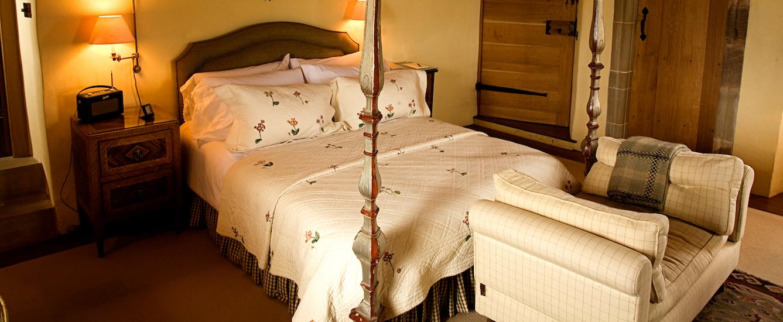 Camichael Suite at Fenton Tower
