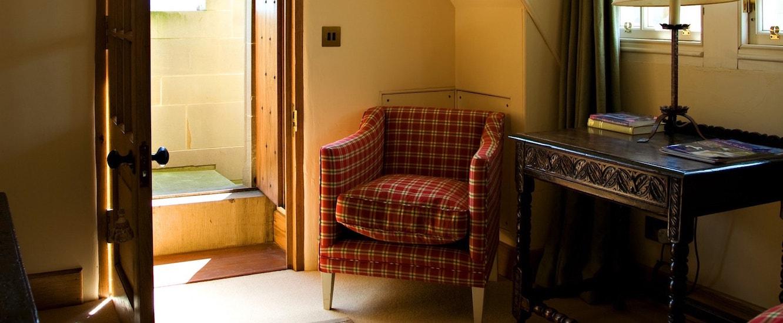 Garret Suite at Fenton Tower