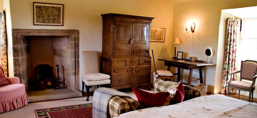 Stewart suite at Fenton Tower