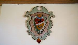 Carmichael crest