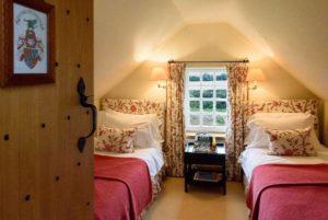 Seton bedroom from doorway