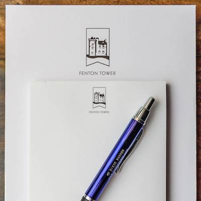 Updated Do Business stationary