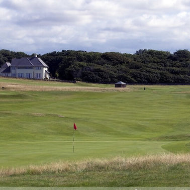 KILSPINDLE GOLF CLUB